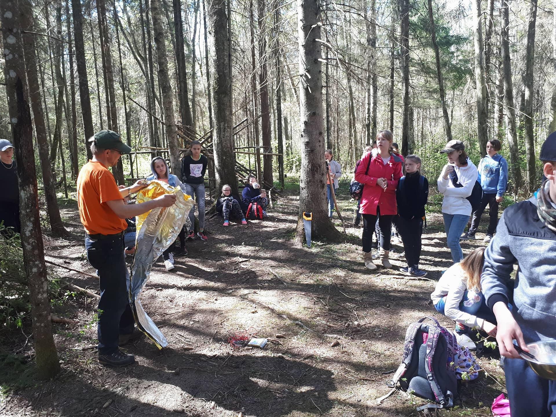 Milline on Eesti metsaturism?
