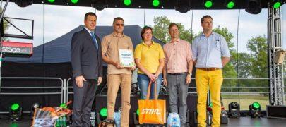 2018. aasta parimaks metsamajandajaks nimetati Lauri Salumäe Lääne-Virumaalt