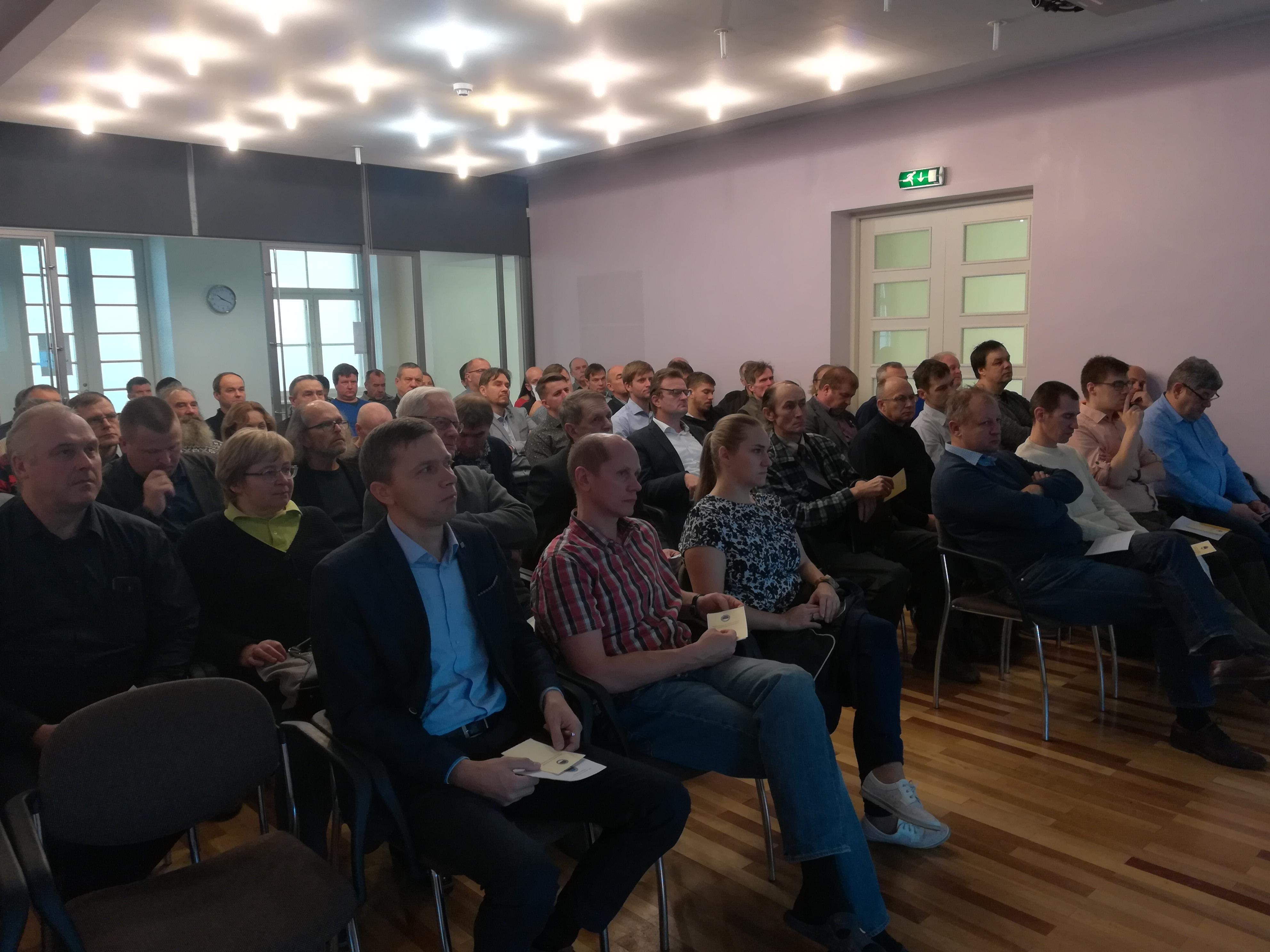 Eesti Erametsaliidu volinike pöördumine Riigikogusse kandideerivate erakondade poole
