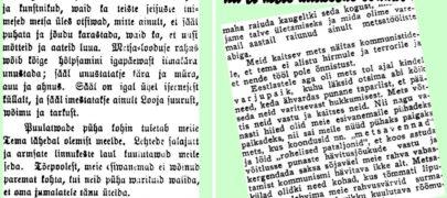 Neli näidet eestlase metsamõttest läbi aja