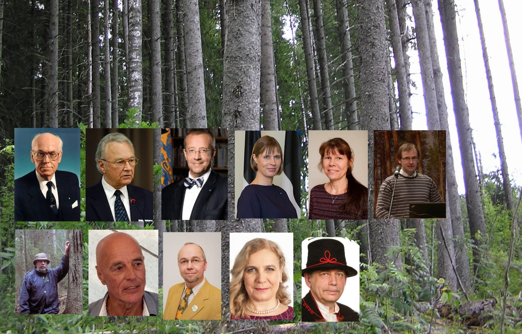 Metsarahvaks olek kui hingeseisund – ütlemisi metsast