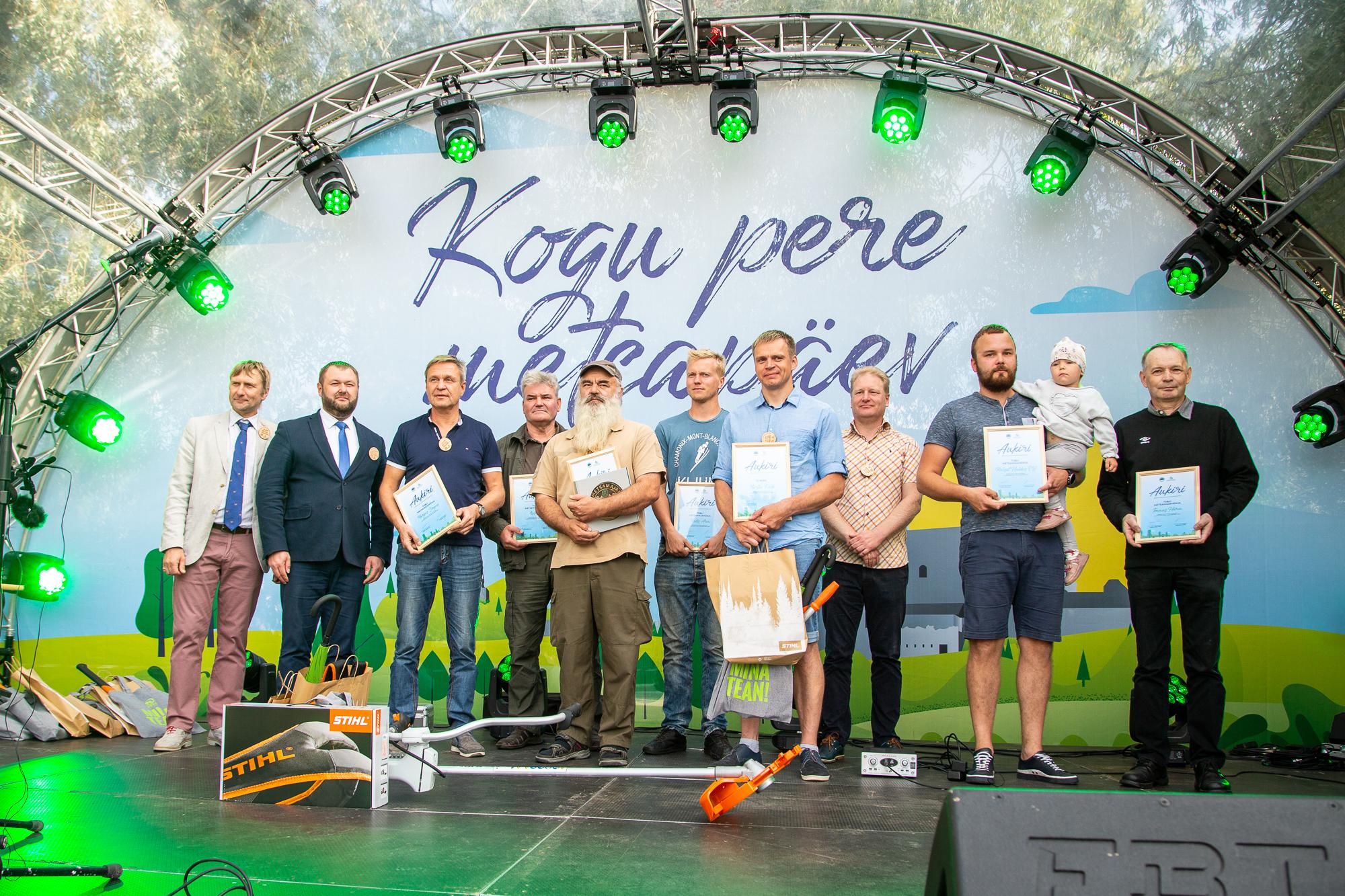 2019. aasta parimaks metsamajandajaks valiti Ardi Allikmets Harjumaalt