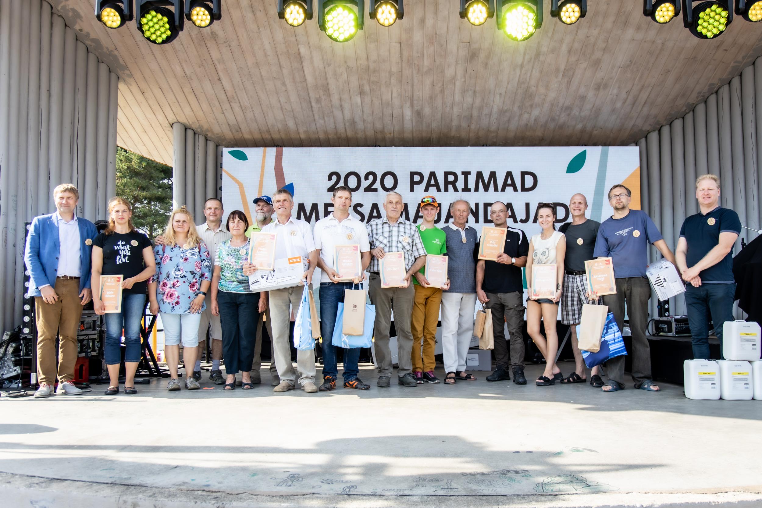 You are currently viewing Kogu pere metsapäeval selgub Eesti parim metsamajandaja