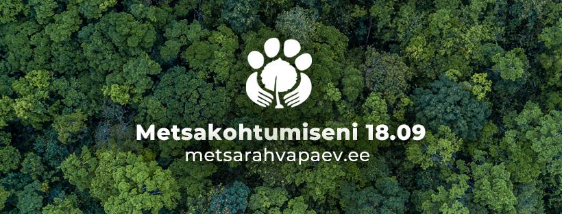 You are currently viewing Tulemas on üle-eestiline metsarahva päev